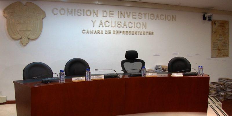 Comision de Acusacion camara de Representantes Noticias Uno