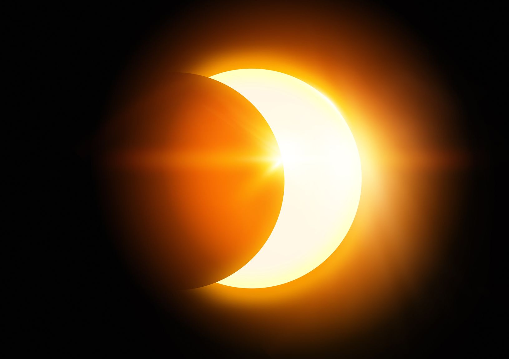 smithsonian solar eclipse - 1000×706