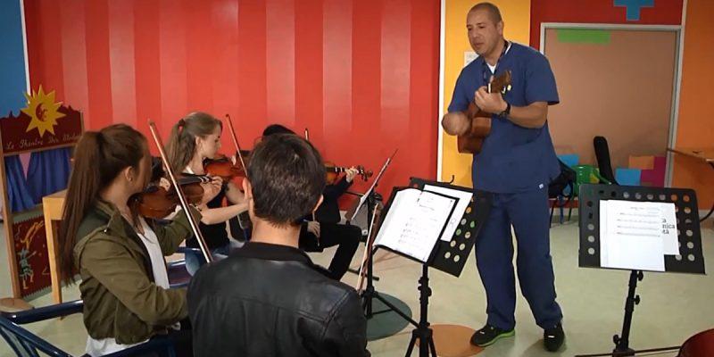 Filarmónica terapia musical