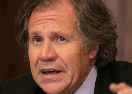 Luis Almagro secretario OEA