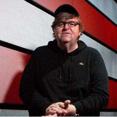 Michel Moore presenta su nuevo documental - Foto AP.
