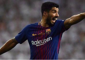 El estilo de Luis Suárez - Foto: GABRIEL BOUYS / AFP
