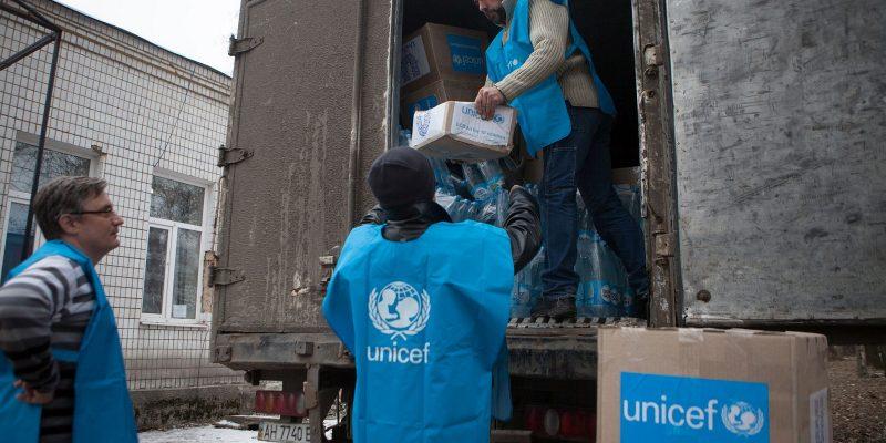 Unicef onu empleo voluntariados - UNICEF Ukraine - Flickr (CC BY 2.0)
