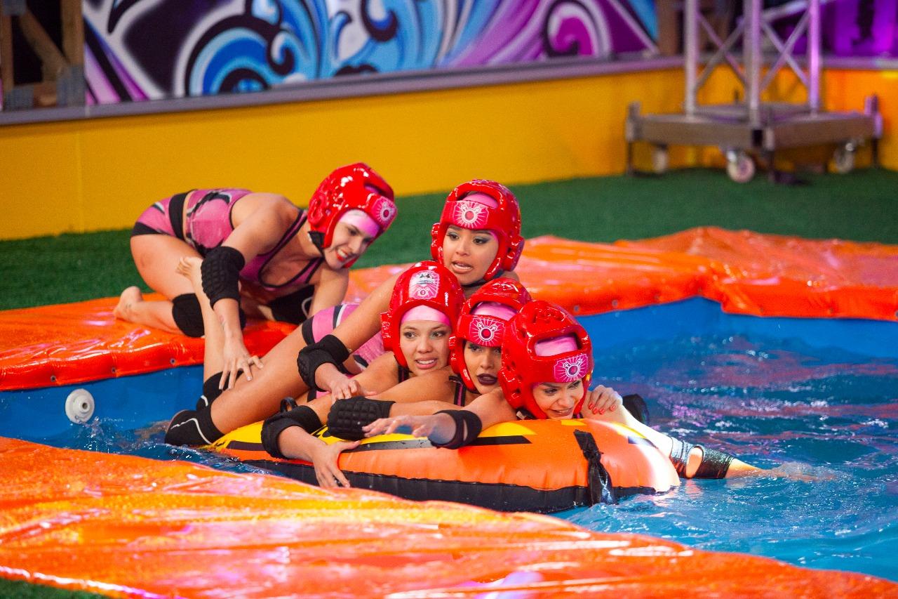 Nuevos retos y más adrenalina en «Guerreros»