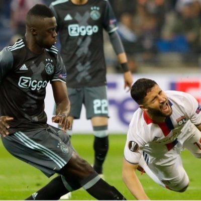 Davinson Sánchez (izquierda) es el fichaje más caro del Tottenham - Foto: AP.