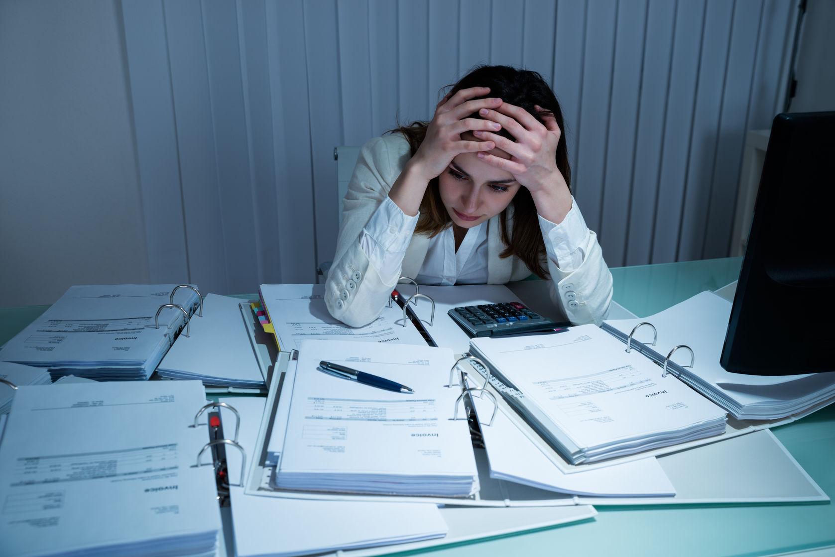 Estas son las señales que te indican que debes cambiar de trabajo