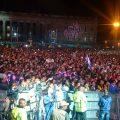 Debut politico Farc Plaza de Bolivar