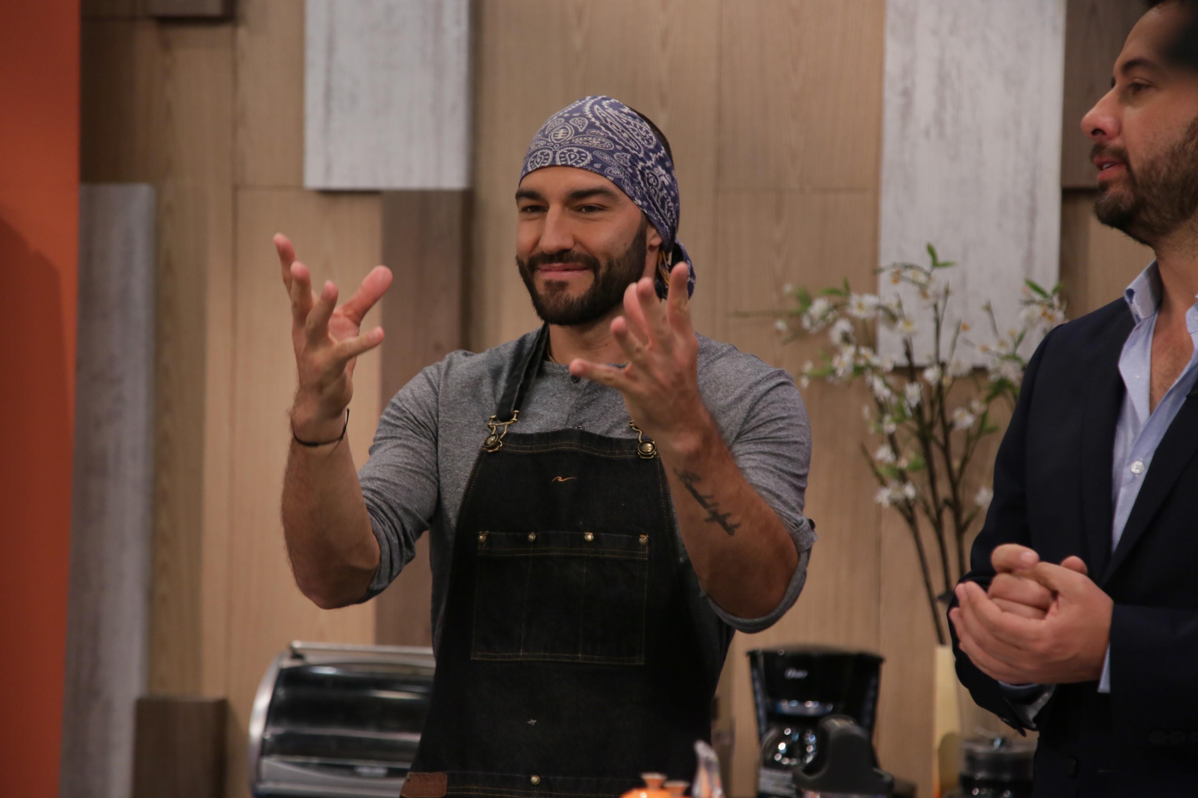 Aprende la receta deliciosa con ñame de Leo Morán