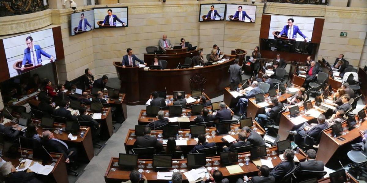 Cámara, a solo tres artículos de aprobar las circunscripciones especiales de paz