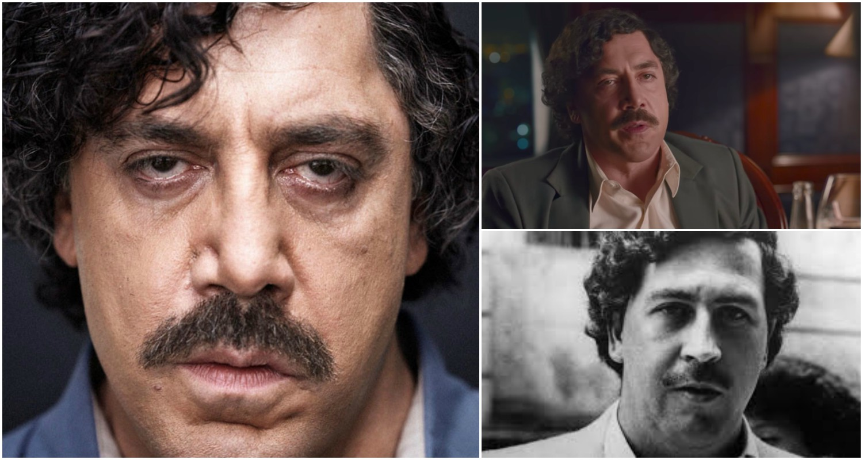 Javier Bardem es halagado por su papel de Pablo Escobar