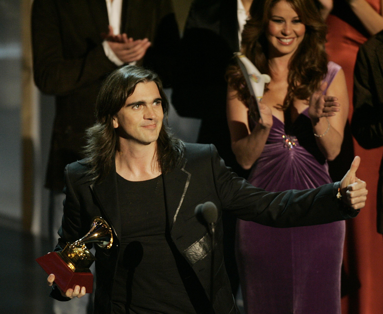 Juanes Latin Grammy 2005 - Foto AFP