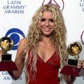 Shakira Latin Grammy 2000 - Foto: AFP