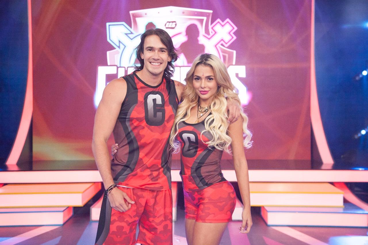 """Carlos Álvarez y 'Barbie' los nuevos capitanes de """"Guerreros"""" La Revancha / FOTO: Antony Herrera - Digital Canal 1."""