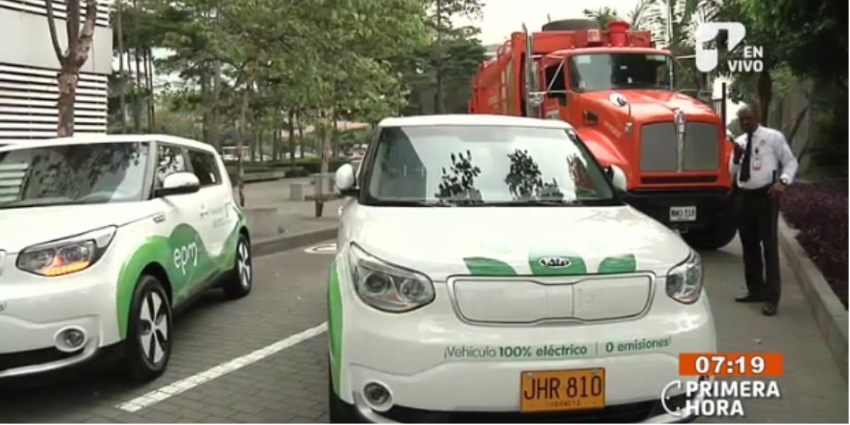 Las ventas de carros eléctricos no son buenas - Foto: captura de pantalla.