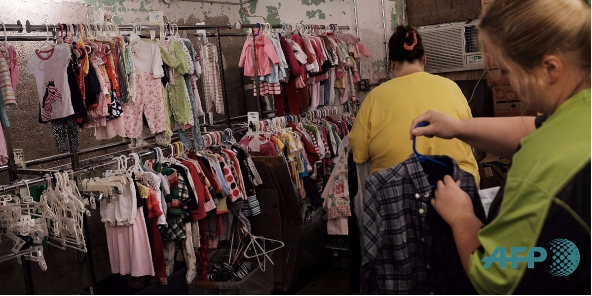 El contrabando chino está acabando con la industria textil en Colombia - Foto: SPENCER PLATT / GETTY IMAGES NORTH AMERICA / AFP