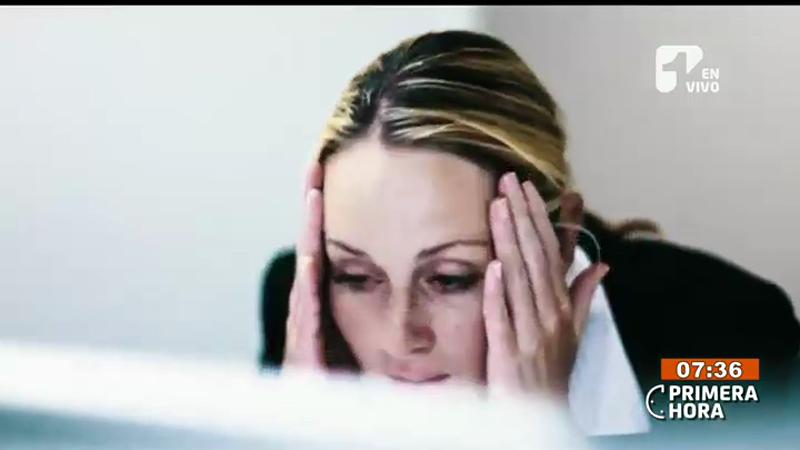 El estrés es el causante de muchos males modernos - foto: captura de pantalla.