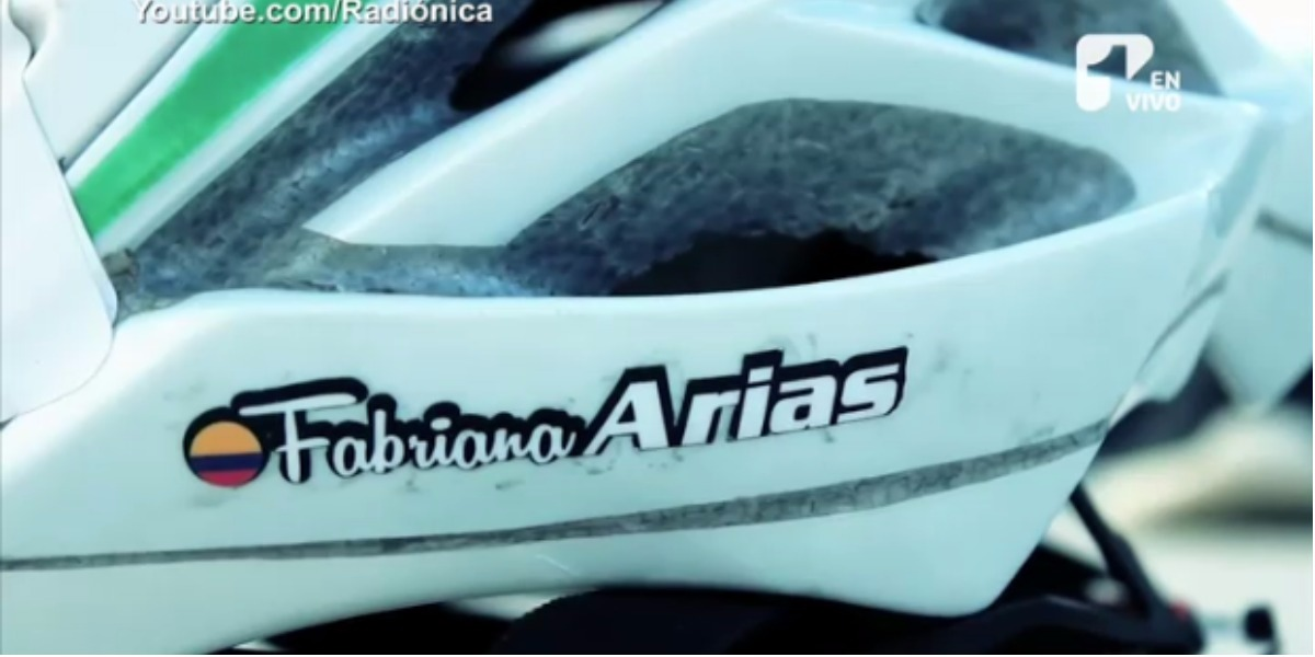 Fabriana Arias - Foto: Captura de pantalla.