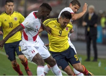 Falcao seguramente estará en el Mundial con Colombia - Foto: Ernesto BENAVIDES / AFP