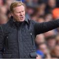 Ronald Koeman no será más el técnico del Everton - Foto: Oli SCARFF / AFP