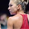 Simona Halep sigue al frente de la WTA - Foto: ROSLAN RAHMAN / AFP