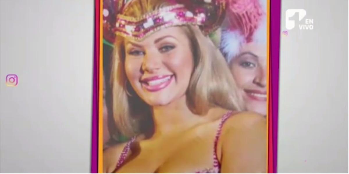 Lady Noriega en Venga le Cuento - Foto: captura de pantalla.