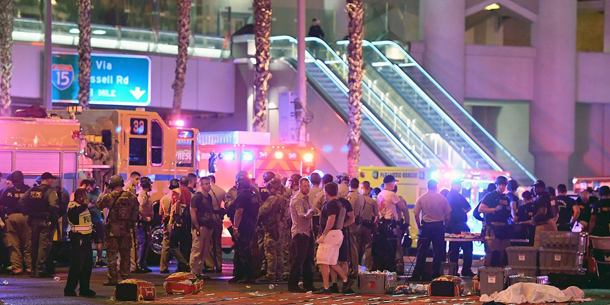 Al menos 50 muertos y más de 400 heridos en un tiroteo en Las Vegas