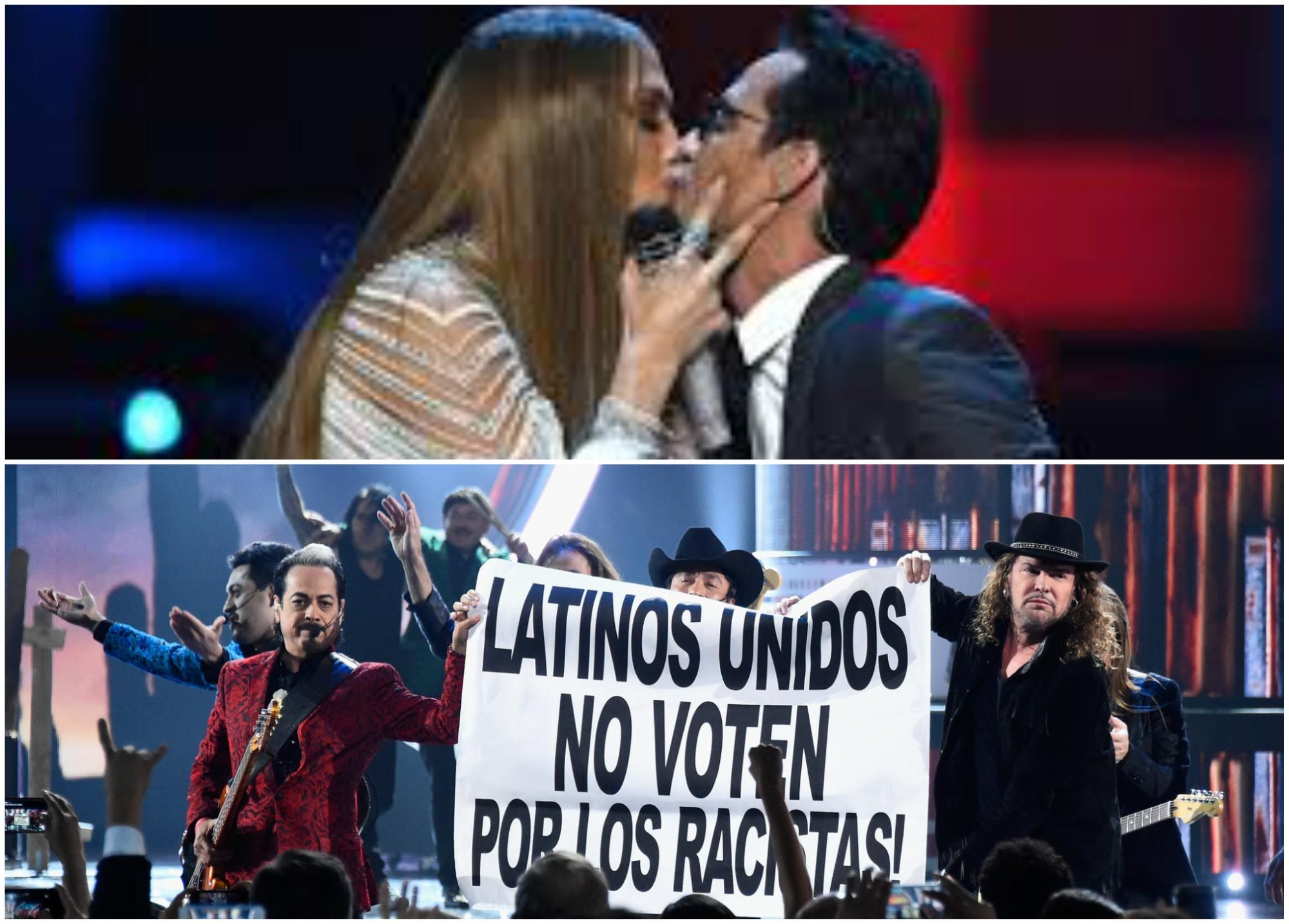 Recuerda los momentos más polémicos en la historia de los Latin Grammy