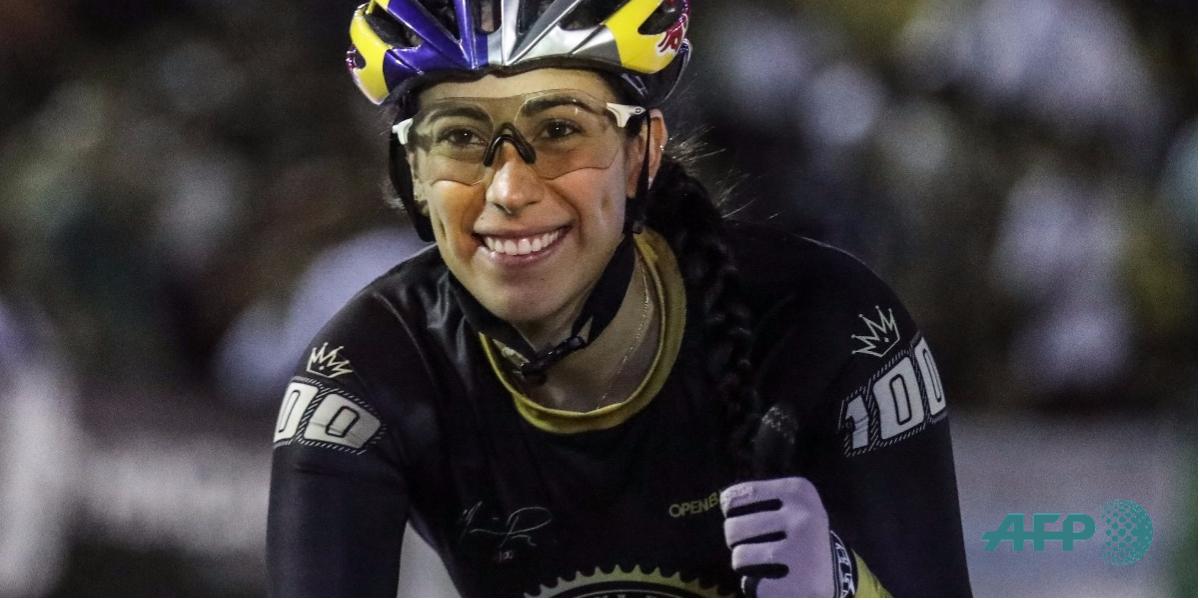 Mariana Pajón gana oro en la contrarreloj de Juegos Bolivarianos