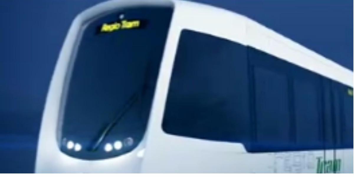 Así será el Regiotram para Bogotá - Foto: captura de pantalla.