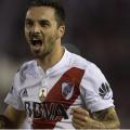 River ganó en la ida de la primera semifinal de la Libertadores - Foto: Juan MABROMATA / AFP