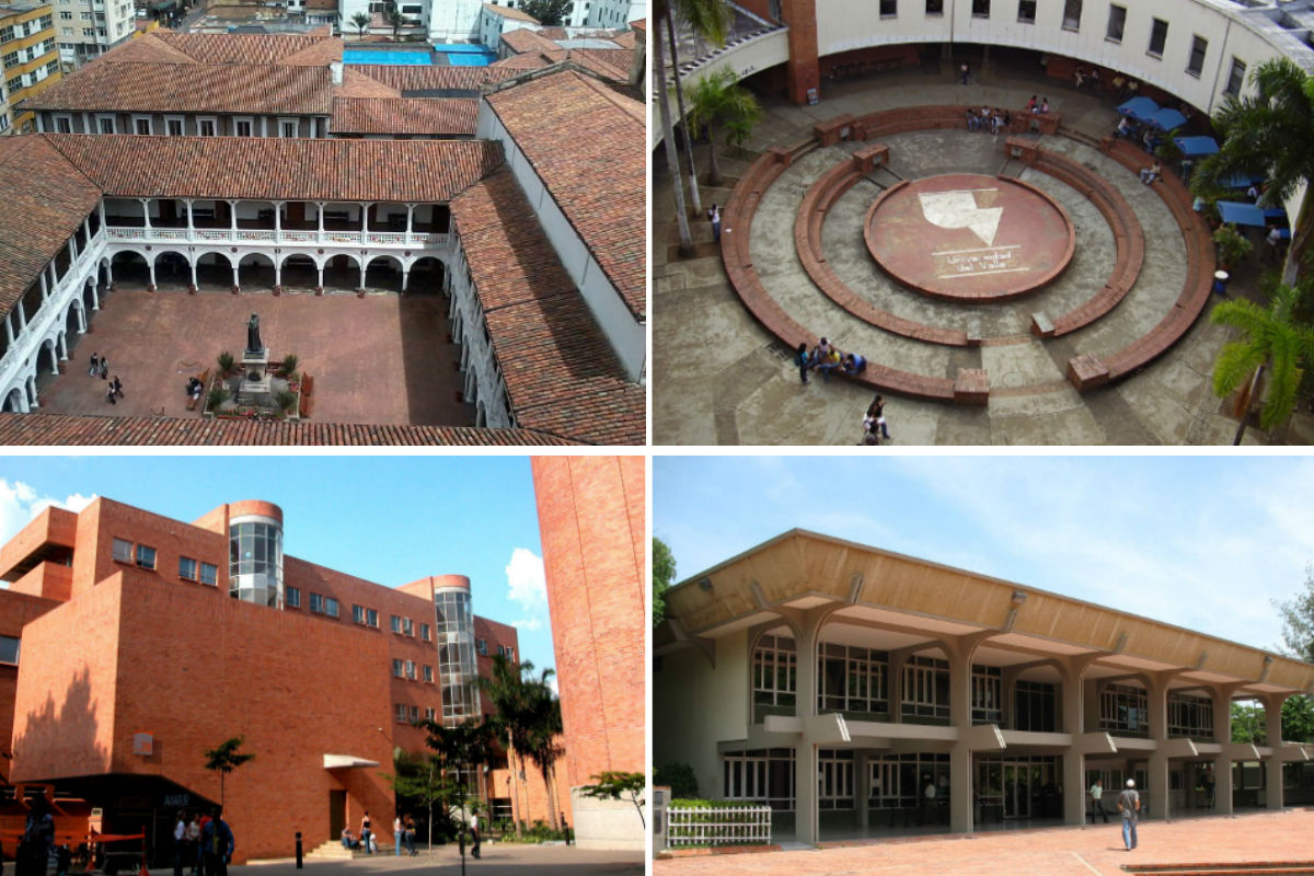 universidades colombianas ranking clasificacion