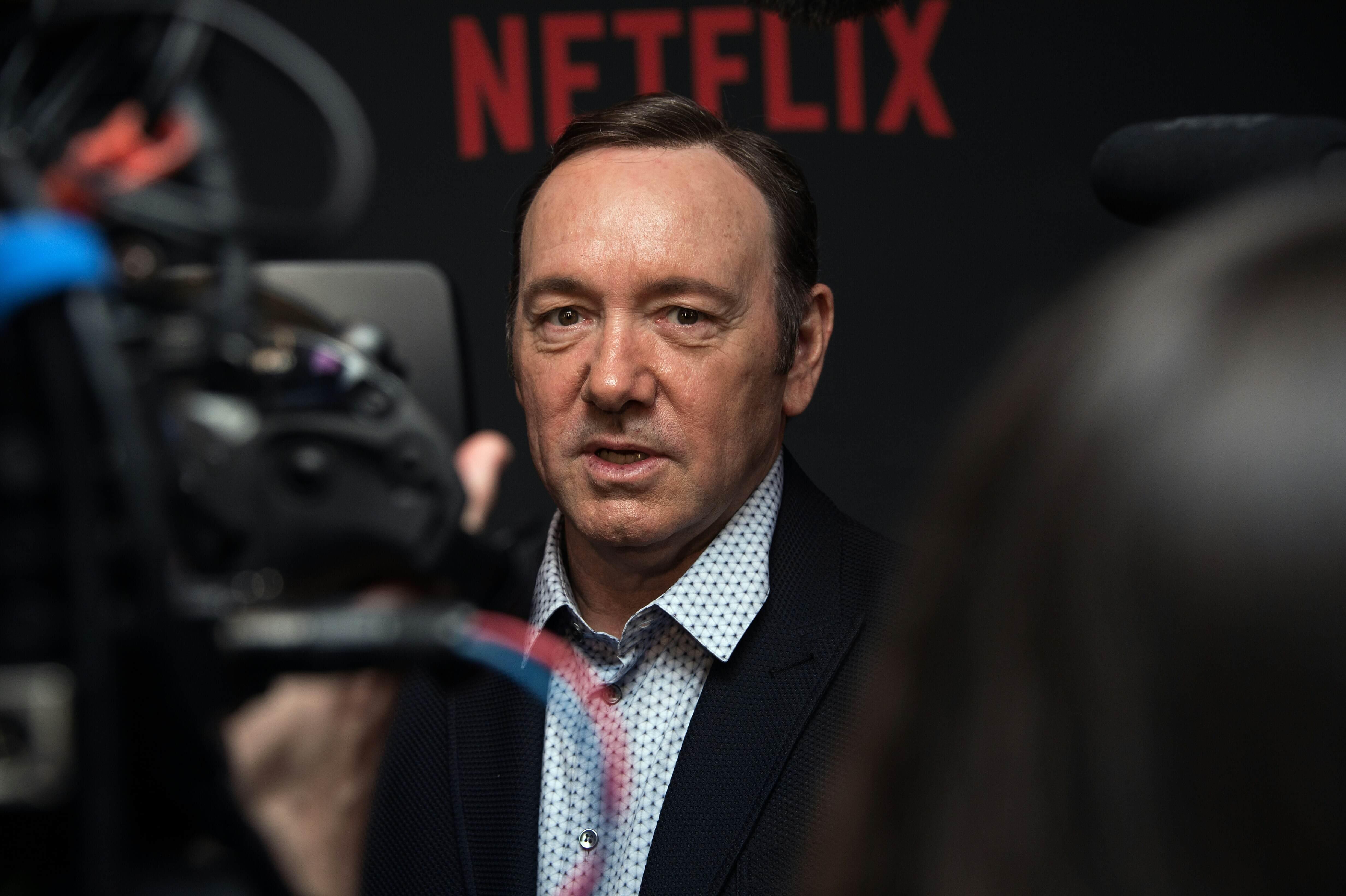 Este es el actor mexicano que se suma a acusaciones contra Kevin Spacey por acoso sexual