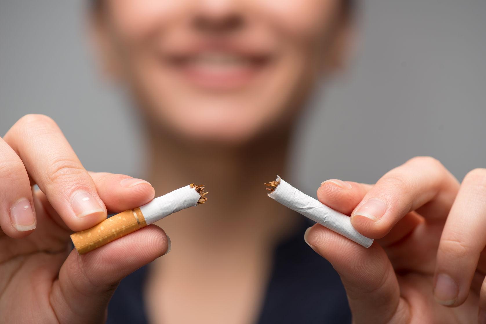 La ingeniosa iniciativa de esta compañía para que sus empleados dejen de fumar