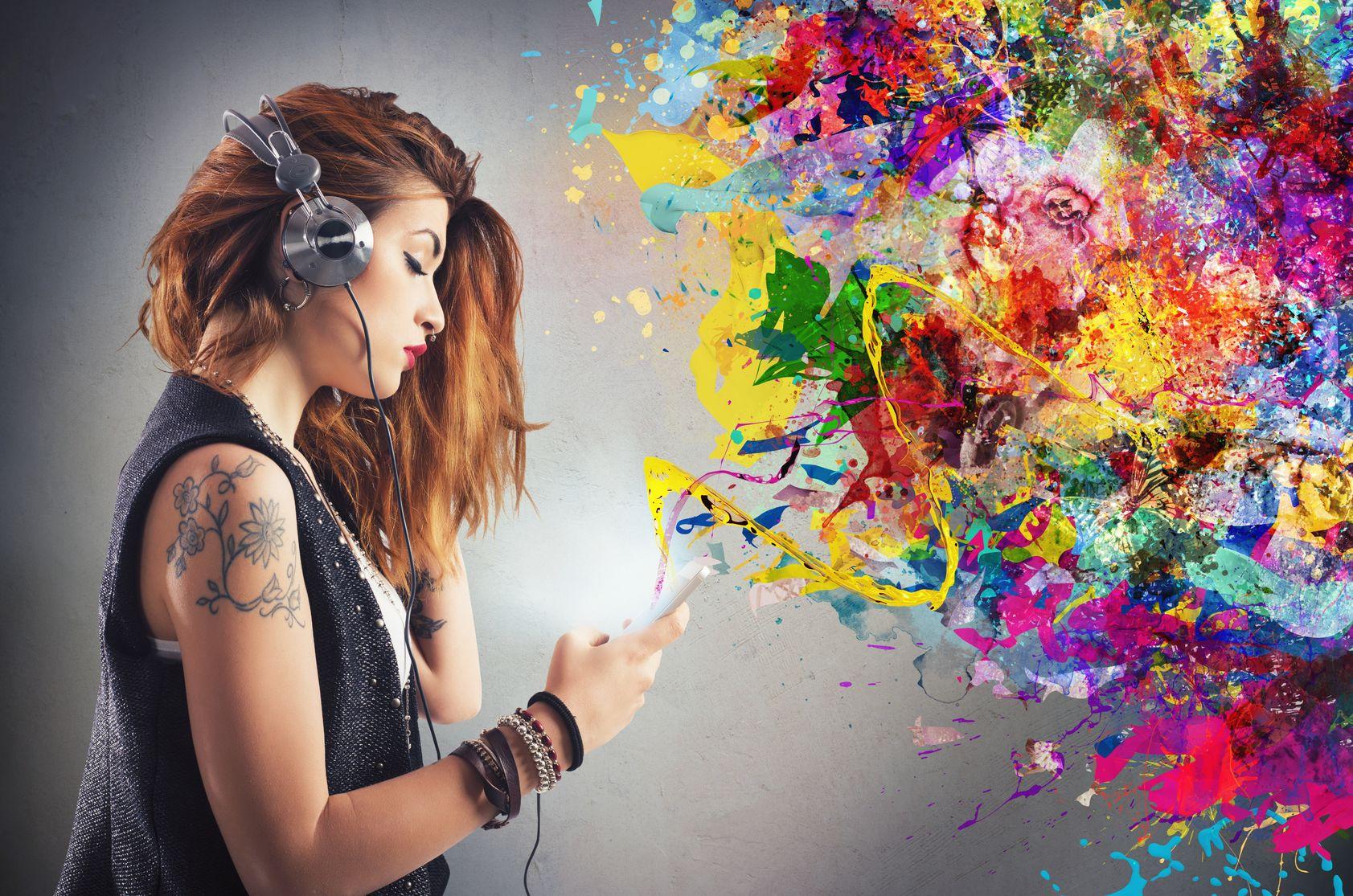 Los colores afectan su salud emocional y física