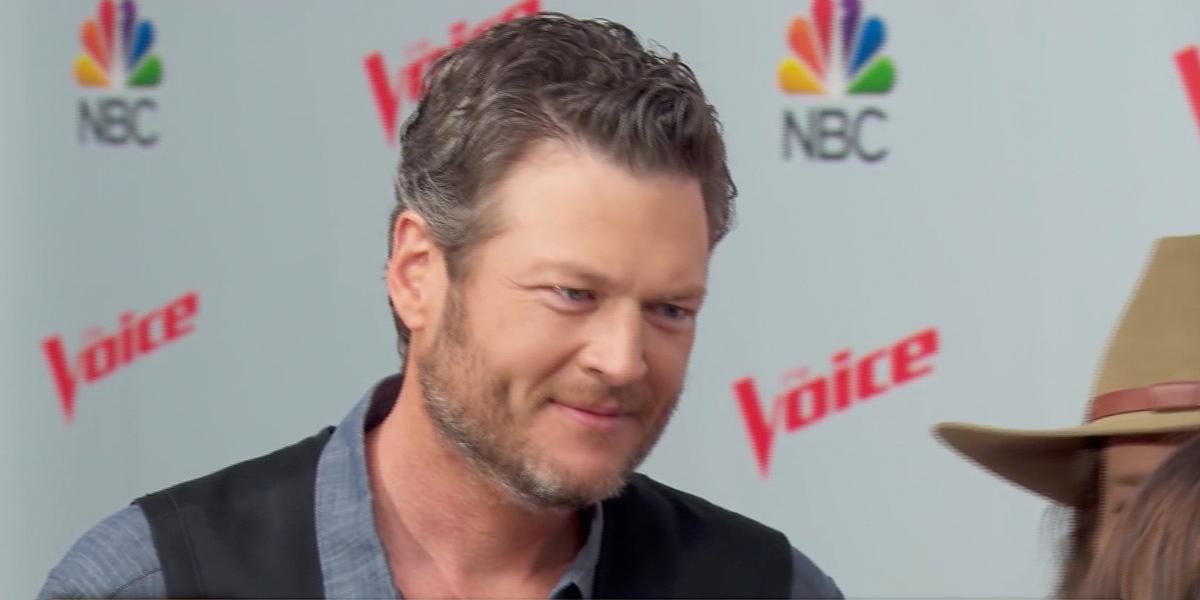 Blake Shelton, elegido el hombre vivo más sexy de 2017 por 'People'