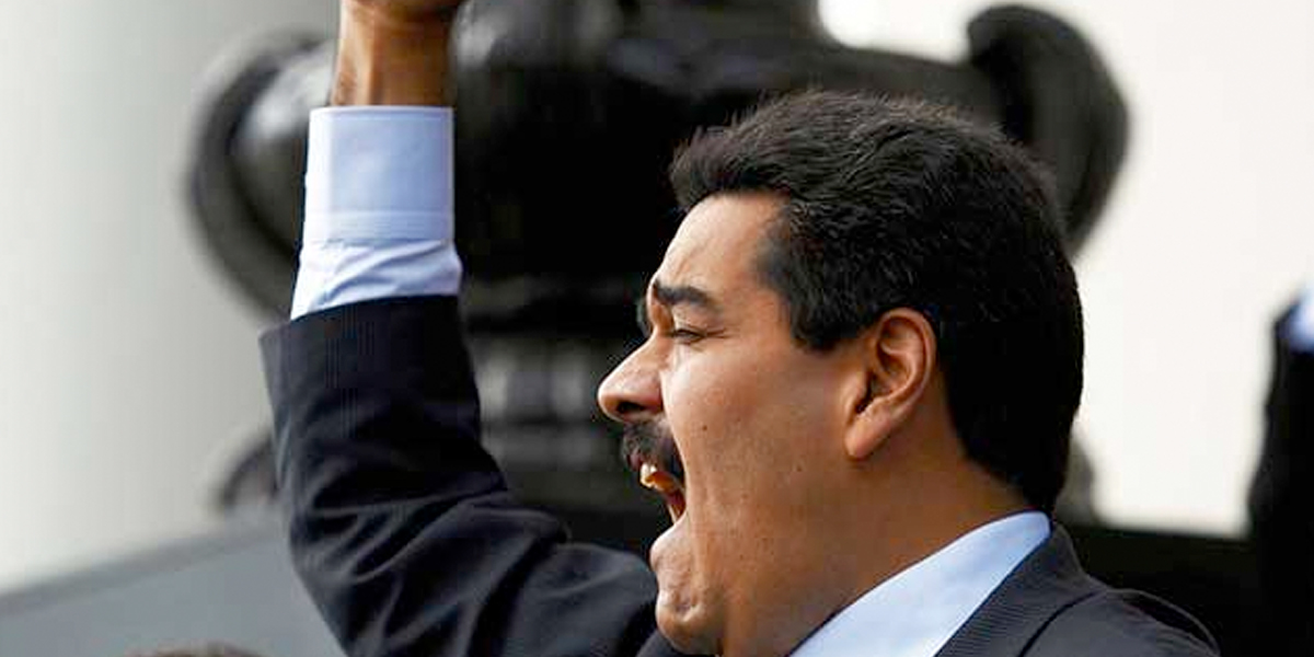 Maduro a Santos: Venezuela será tu pesadilla 100 años