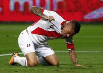 Paolo Guerrero se perderá el Mundial.