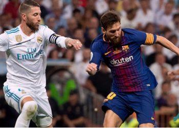 Confirmado el horario de Real Madrid Vs Barcelona - Foto: CURTO DE LA TORRE / AFP
