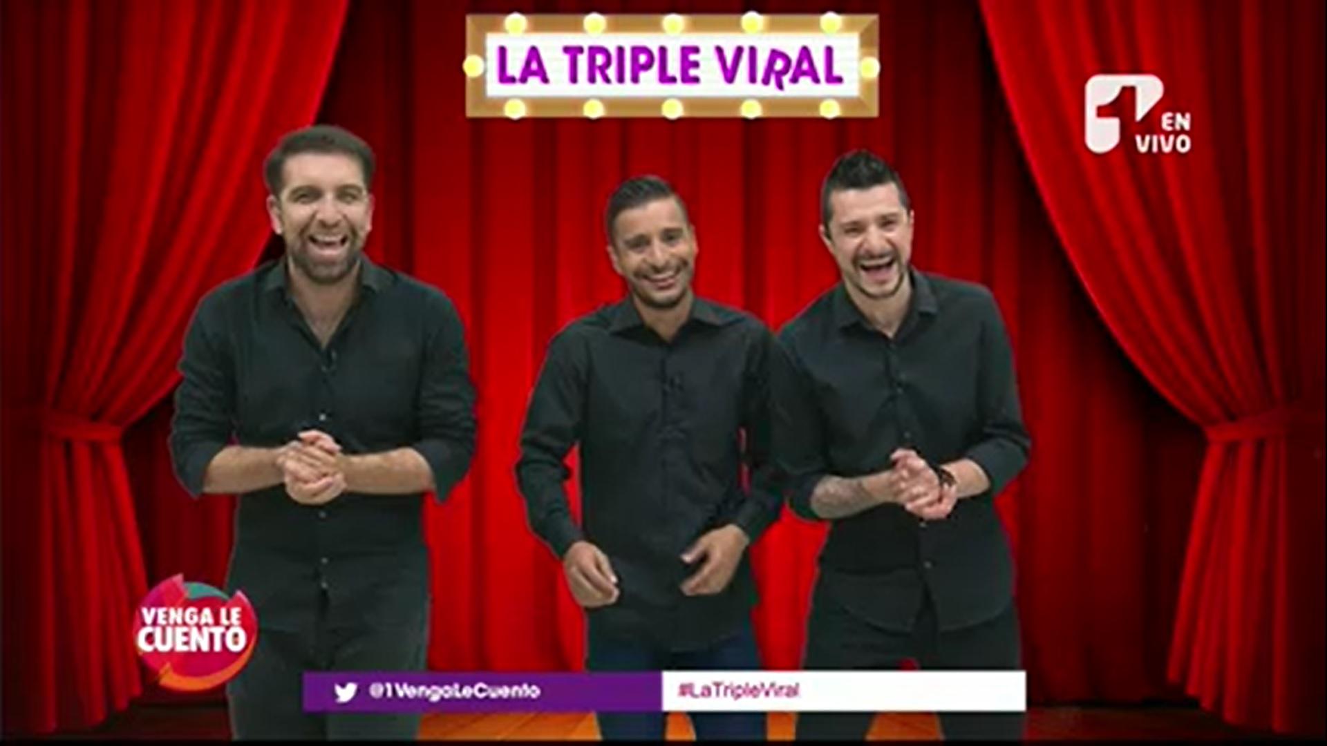 """""""La triple viral"""": Sabes que viene diciembre cuando…"""