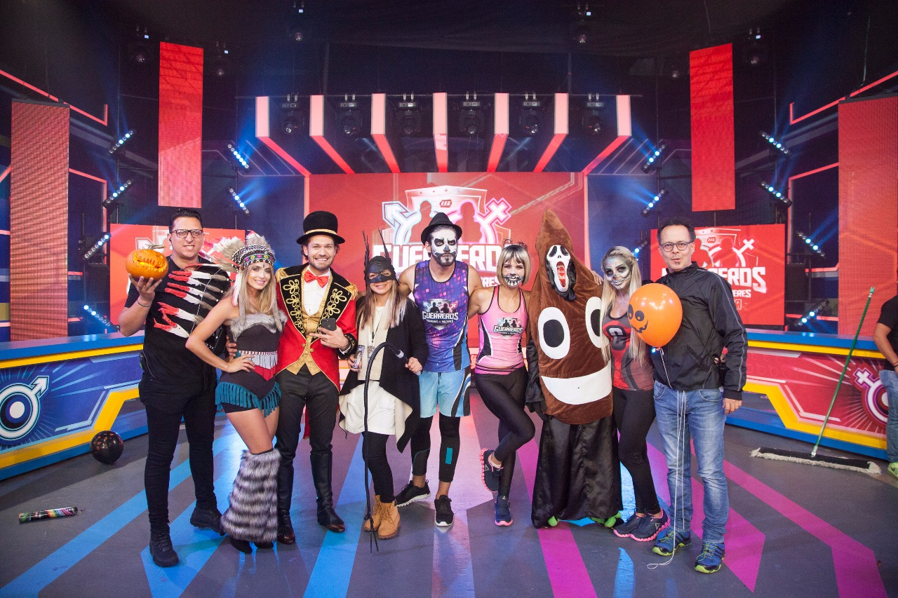 """Halloween en """"Guerreros"""" / FOTO: Antony Herrera - Digital Canal 1."""