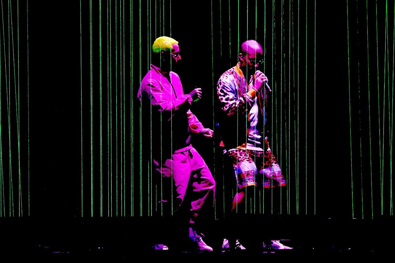 #TBT Así fueron las presentaciones de los artistas colombianos en los Latin Grammy 2017
