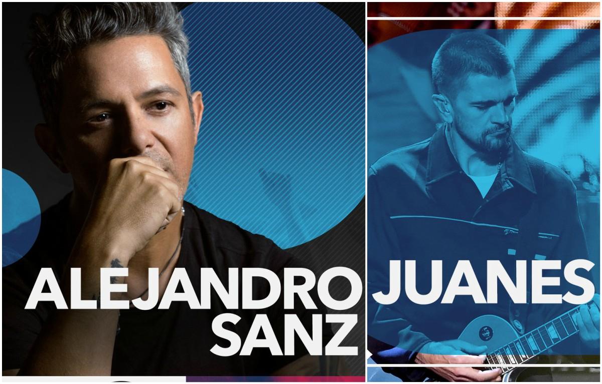Una nómina de lujo le rendirá homenaje a Alejandro Sanz en los Latin Grammy