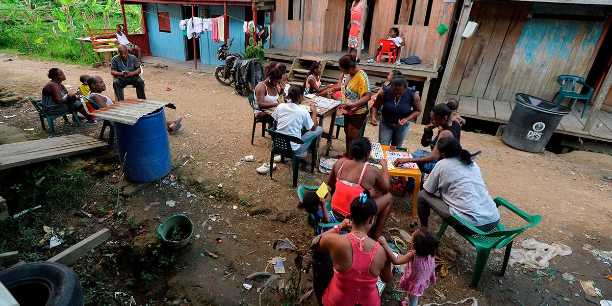 Grave situación humanitaria por desplazamiento masivo en Chocó