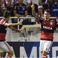 Flamengo dejó al Junior sin final de Sudamericana - Foto: LUIS ACOSTA / AFP
