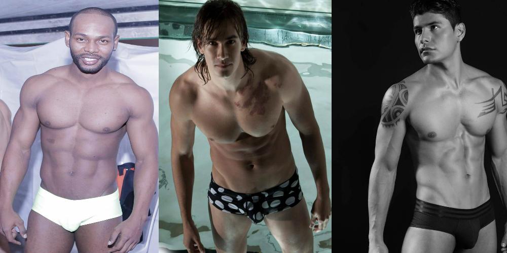Los hombres de guerreros con diminuta ropa interior for Famosos en ropa interior