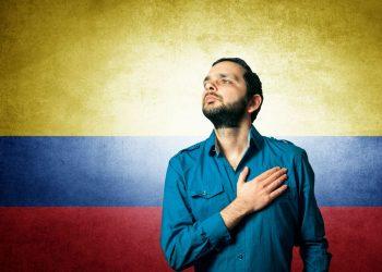 himno colombia 123rf