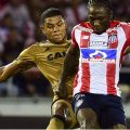 Junior jugará las semis de la Sudamericana - Foto: JOHN VIZCAINO / AFP