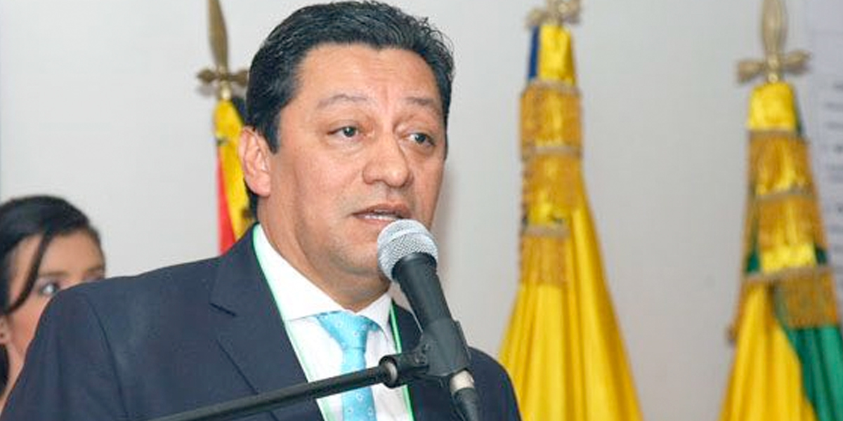 Fiscalía captura a Luis Francisco Bohórquez, exalcalde de Bucaramanga