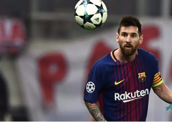 Messi llega a los 600 partidos - Foto: ARIS MESSINIS / AFP