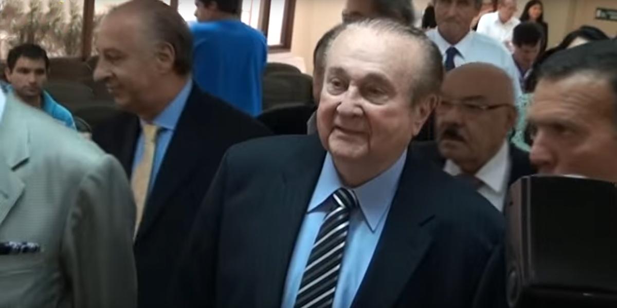 Ordenan la extradición de Nicolás Leoz a Estados Unidos — FIFAgate